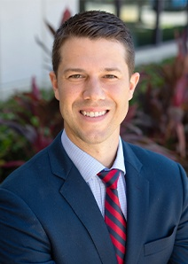 Dr. Christopher Chafin, surgeon at South Florida OMS